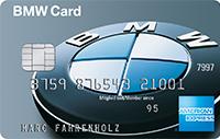 Amex BMW Card mit Startguthaben