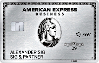 Amex Platinum Business