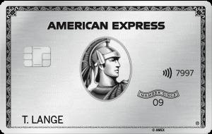 American Express Platin Karte
